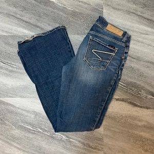 Seven7 Flare Jeans Size 8